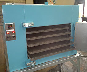 TEST OVEN