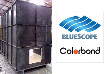BlueScope Steel Refurbished Incinerator