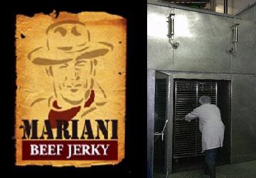 Mariani Foods Beef Jerky Dehydrator 1