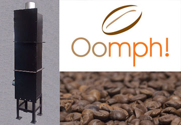 Oomph Coffee Roaster Incinerators
