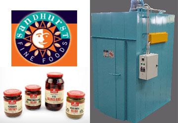 Sandhurst Fine Foods Food Dehydrator
